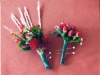 Boutonnieres to match