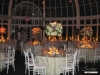 Voluptuous high and low dinner table settings