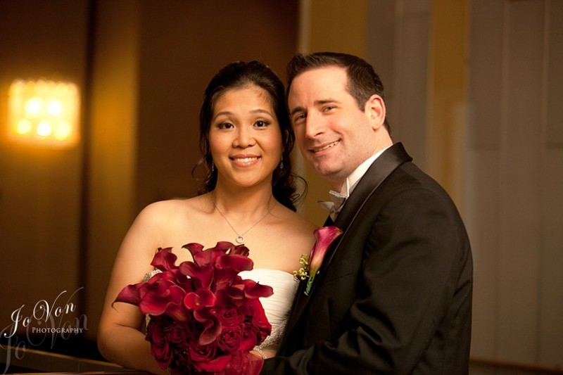 Anna Ng and Joseph Pellegrino wedding